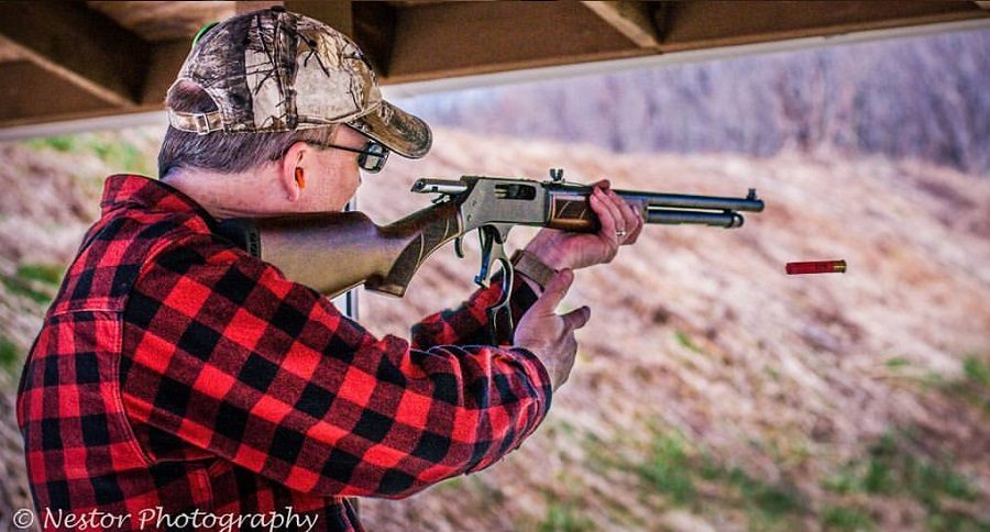 .410 LEVER ACTION SHOTGUN IN REVIEW