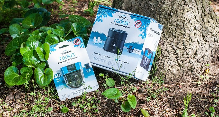 THERMACELL REVIEW: RADIUS ZONE MOSQUITO REPELLENT
