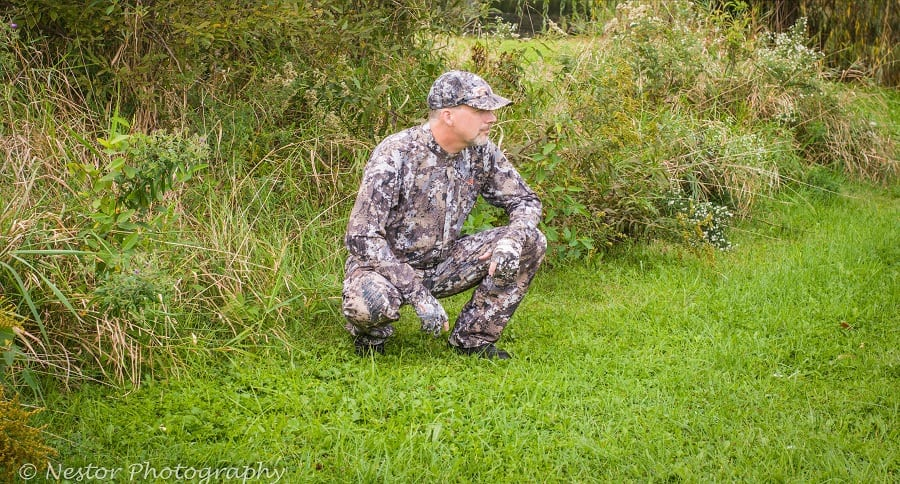 GEAR REVIEW: NEW SITKA EARLY SEASON WHITETAIL LINE