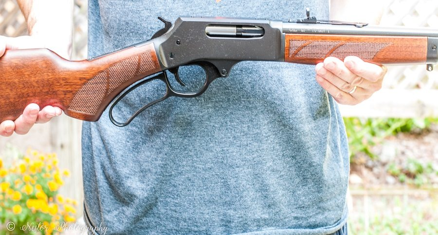 HUNT WITH A HENRY: A REVIEW OF THE HENRY ARMS .45-70 LEVER-ACTION RIFLE