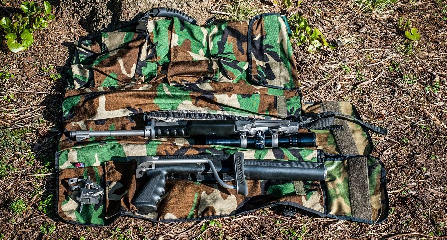 GEAR REVIEW: ROLL-N-GO GUN CASES