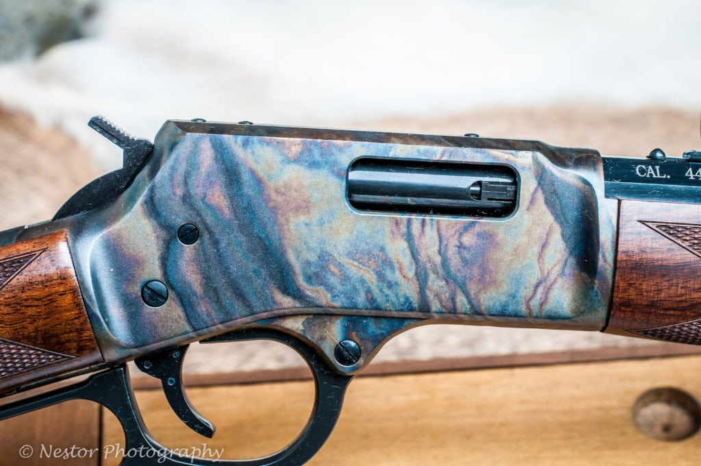 REVIEW: HENRY REPEATING ARMS BIG BOY COLOR CASE HARDENED LEVER ACTION RIFLE
