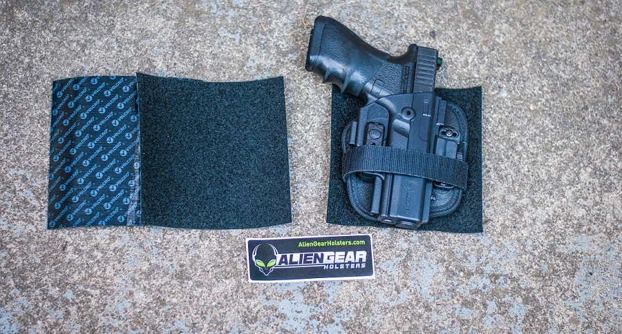 ALIEN GEAR REVIEW: SHAPESHIFT HOOK & LOOP HOLSTER