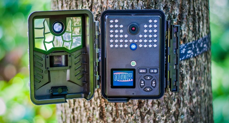 SCOUTING GAME CAMERA REVIEW: THE COVERT RED MAVERICK