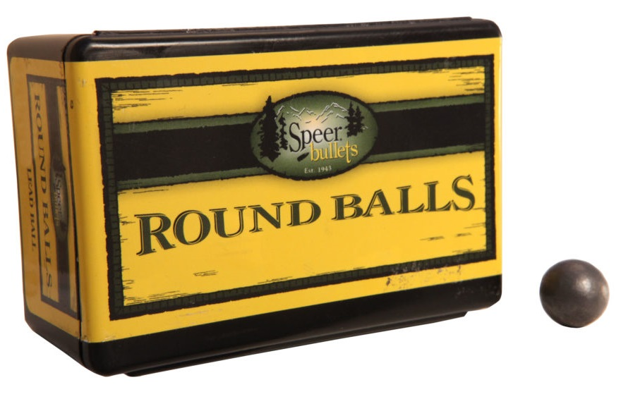 4 REASONS PATCHED ROUND BALLS FOR MUZZLELOADING ARE THE BEST