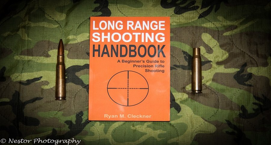 MUST-READ: 'LONG RANGE SHOOTING HANDBOOK: A BEGINNER'S GUIDE TO PRECISION RIFLE SHOOTING' BY RYAN M. CLECKNER