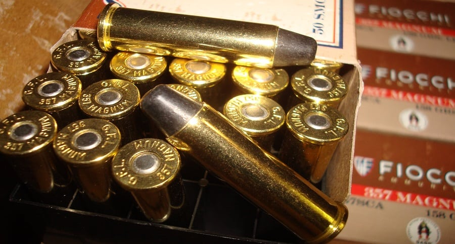 5 REASONS WHY THE .357 MAGNUM IS THE DO-IT-ALL CARTRIDGE