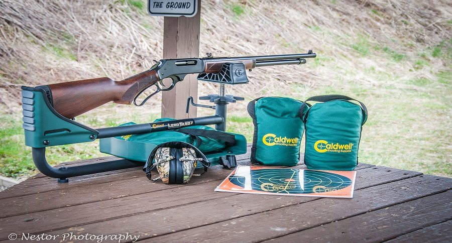 MUST HAVE GEAR REVIEW: CALDWELL LEAD SLED 3 GUN REST