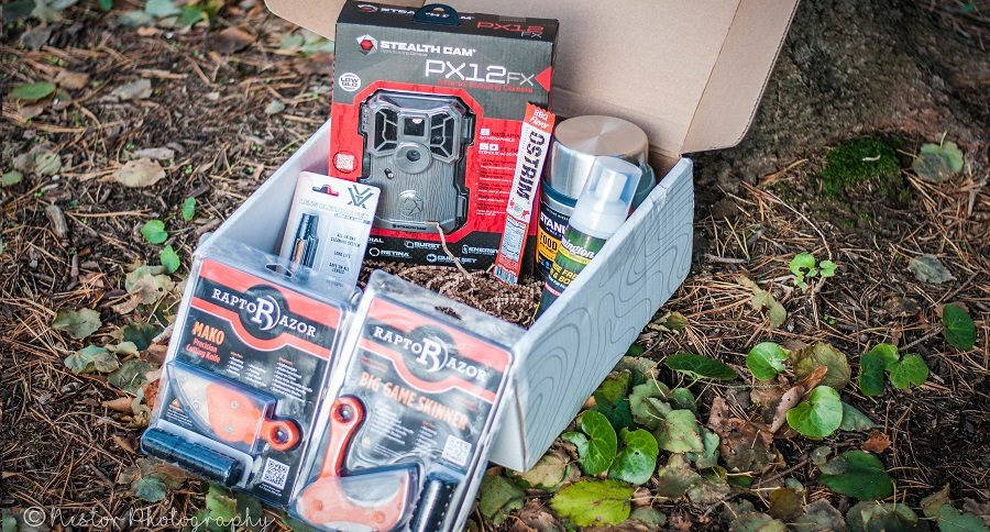 GEAR REVIEW: HUNTER'S HAUL MONTHLY GEAR BOX SUBSCRIPTION