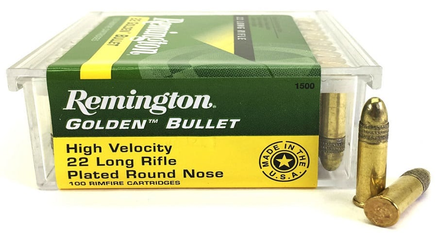 SOLIDS VS. HOLLOWPOINTS: WHAT WILL YOU LOAD IN YOUR .22 FOR SMALL GAME?