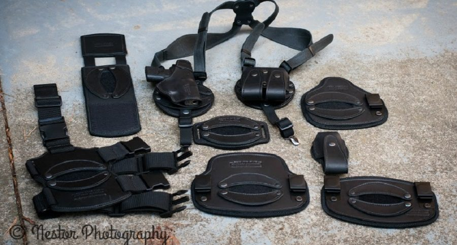 URBAN CARRY HOLSTER REVIEW: REVO HOLSTER LINE