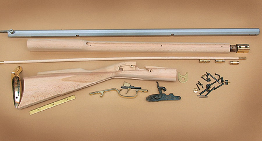 INCREASE THE FUN WITH DIY MUZZLELOADING RIFLE KITS