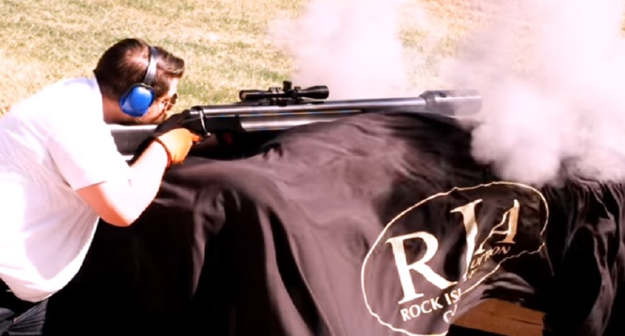 CRAVE HEAVY RECOILING RIFLES? WATCH THIS VIDEO