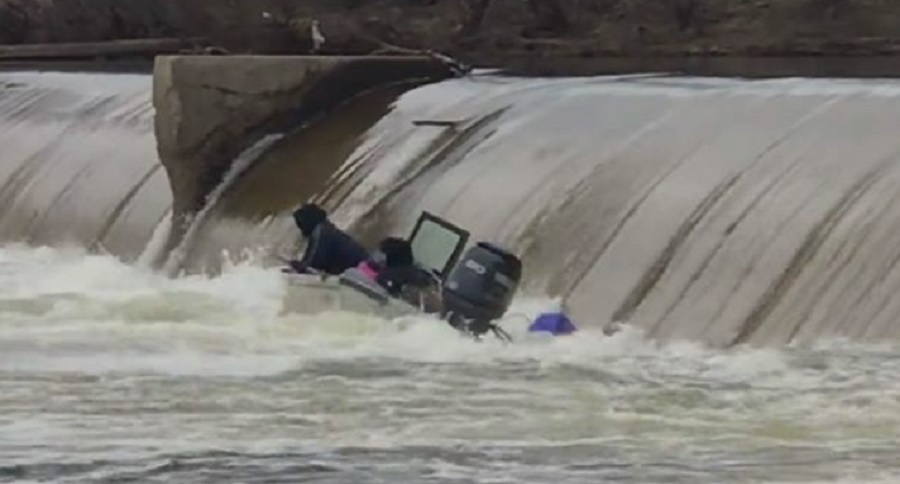 BOATING DANGERS ARE REAL (VIDEO)