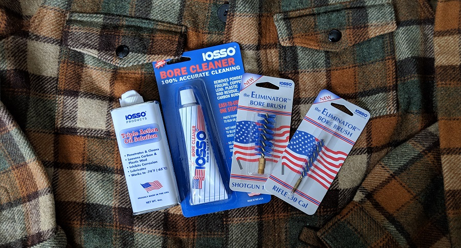 IOSSO PRODUCTS GUN CLEANING PRODUCTS PUT TO THE TEST