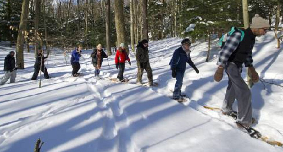 5 SNOWSHOEING TIPS TO KNOW BY HEART