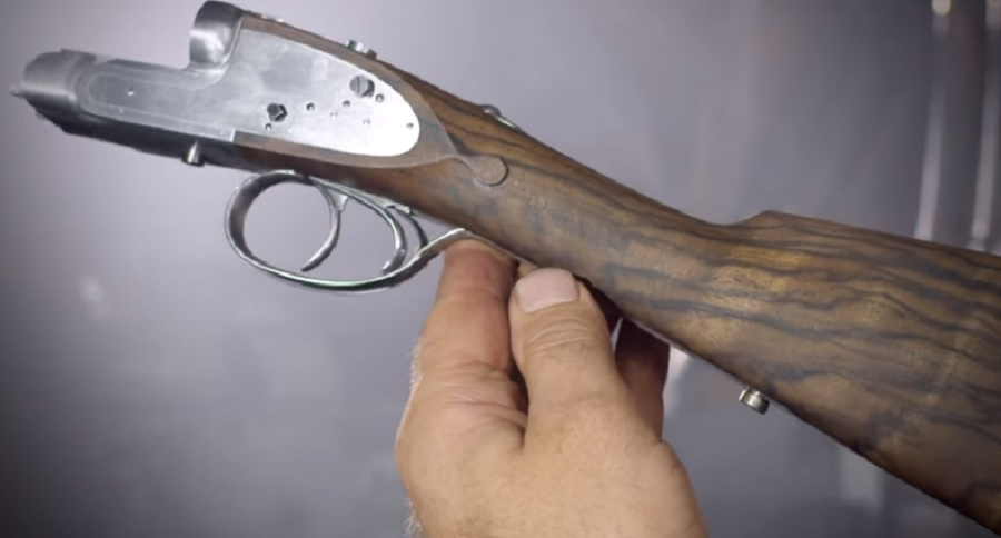 WITNESS WHAT IT TAKES TO MAKE A WILLIAM & SON SHOTGUN (VIDEO)