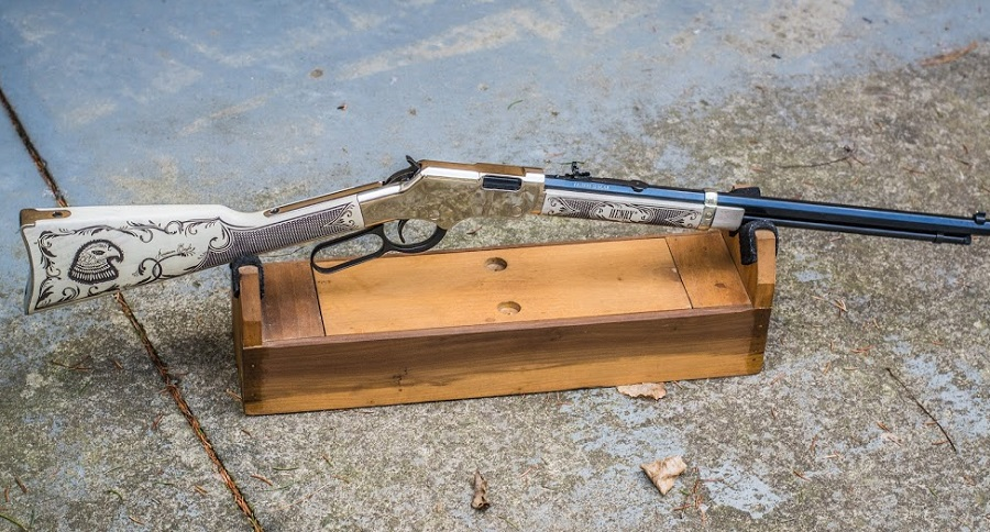FAMILY HEIRLOOM REVIEW: AMERICAN EAGLE RIFLE