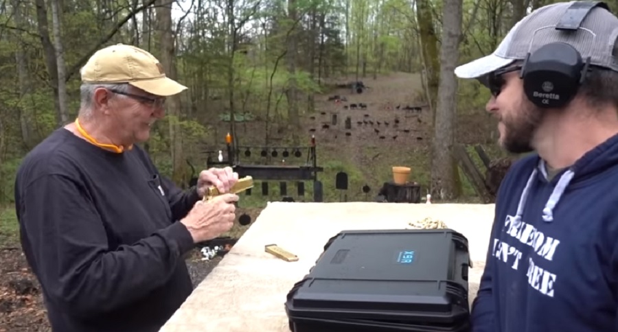 SMOKING POTS WITH HICKOK45 AND DEMOLITION RANCH