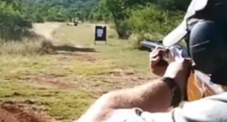 HOW NOT TO SHOOT AN ELEPHANT GUN (EPIC VIDEO)