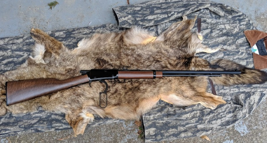 24″ BARREL FRONTIER .22 MAGNUM IN REVIEW