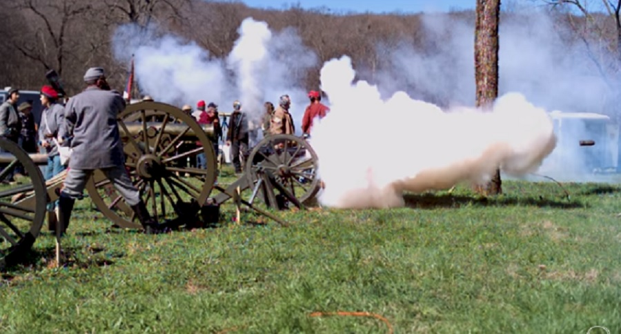 SLOW MOTION CANNON FOOTAGE THAT WILL AMAZE YOU