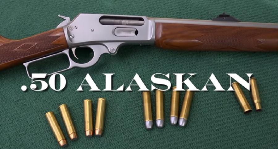 SUNDAY GUNDAY: VINTAGE POWERHOUSE .50 ALASKAN CARTRIDGE