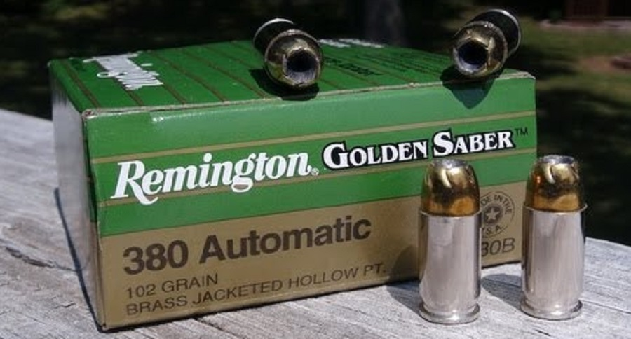 MOUSE GUN OR POCKET SIZED LION? .380 ACP CARTRIDGE