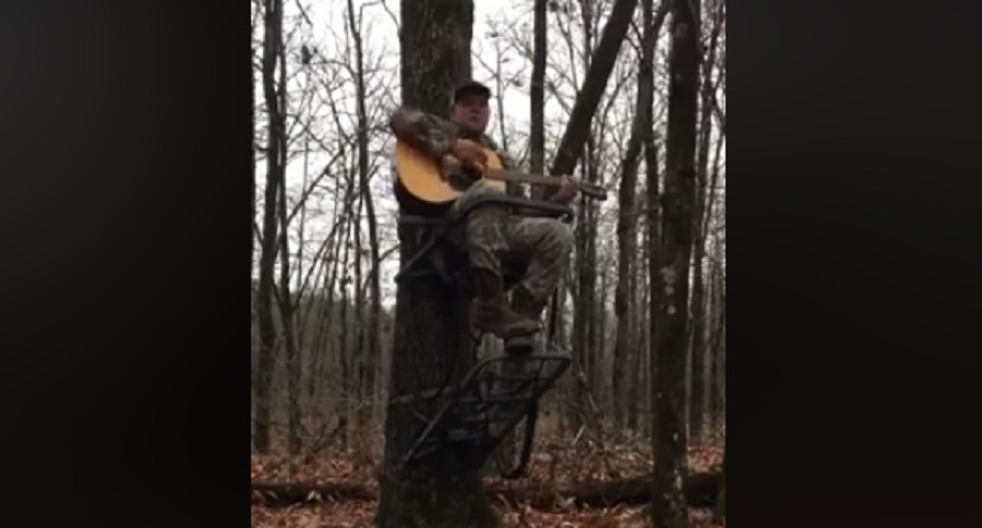 THIS DEER HUNTING SONG WILL HAUNT YOU