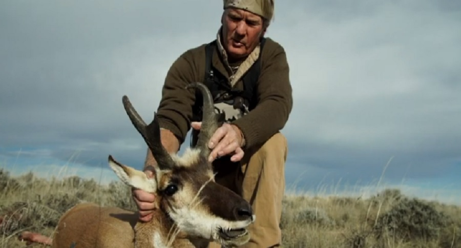 DIY ANTELOPE HUNTING WITH BACKWATER FLY FISHING (VIDEO)