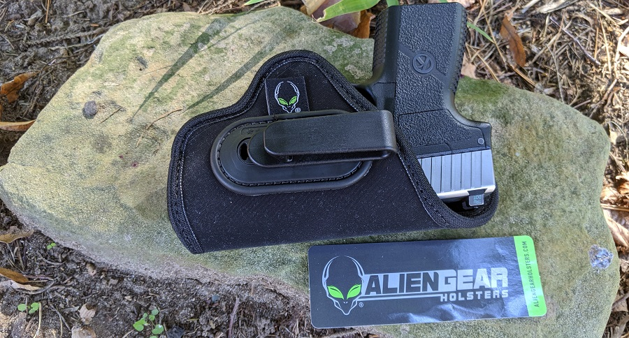 ALIEN GEAR GRIP TUCK UNIVERSAL HOLSTER IN REVIEW