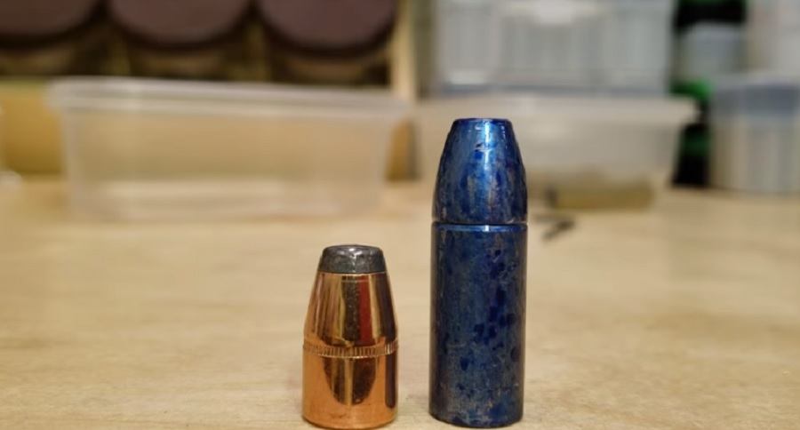 600 GRAIN BULLETS FROM A .45-70 RIFLE? YOU BET
