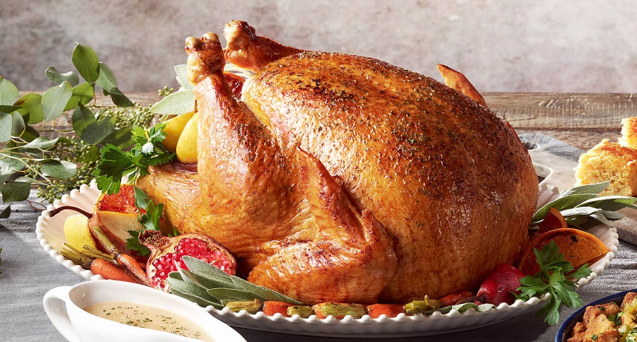 #3 BEST RECIPES FOR YOUR TURKEY THIS HOLIDAY SEASON