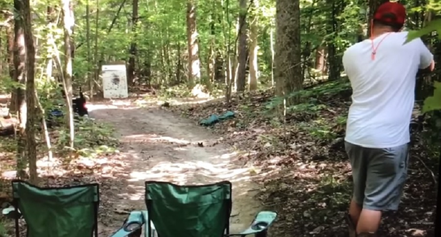 HOW NOT TO SHOOT TANNERITE (FAIL VIDEO)