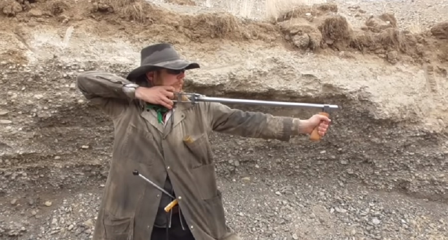 WHAT IS THE ARCHERS RIFLE? THIS CREATION (VIDEO)