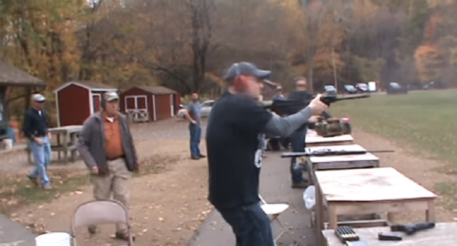 THAT GUY'S SHORTEST RANGE TRIP EVER (VIDEO)
