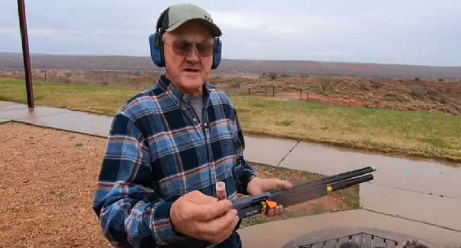 325 YARD SHOTGUN SLUG HIT? JERRY DID IT!