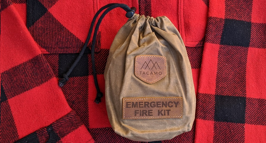 SURVIVAL GEAR REVIEW: TACAMO EMERGENCY FIRE KIT