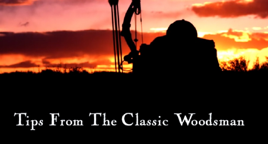 THE CLASSIC WOODSMAN'S YOUTUBE CHANNEL IS NOW LIVE