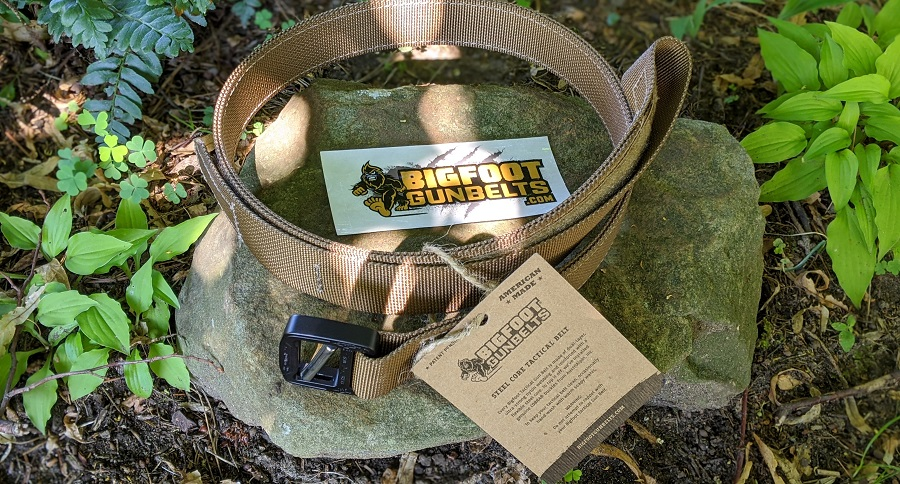 BIGFOOT GUN BELT IN REVIEW