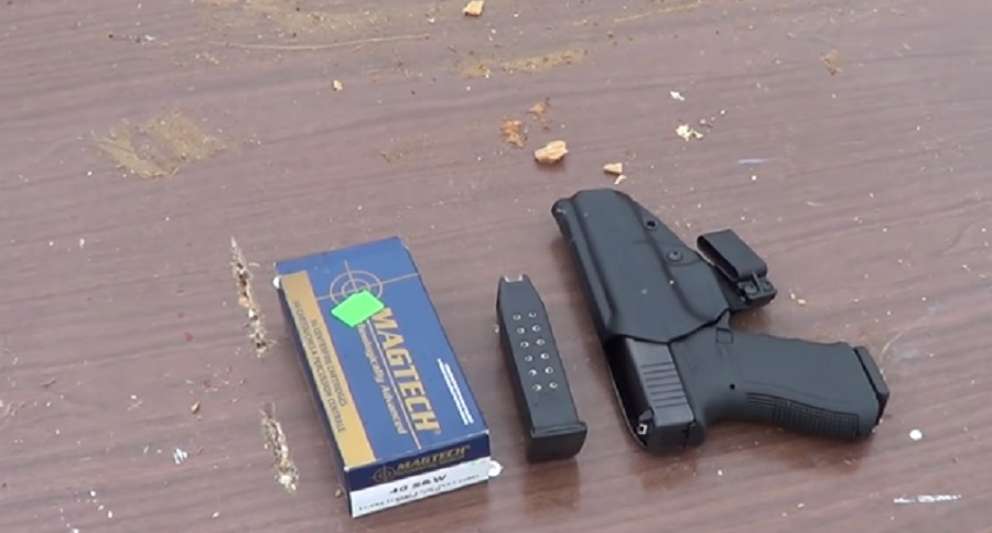 .40 S&W IN 10MM? SAFE OR UNSAFE? (VIDEO)